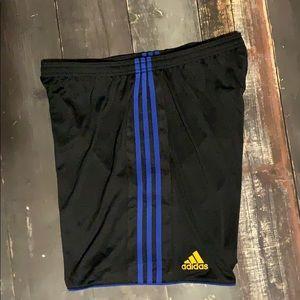 Men's NWT Adidas soccer shorts XL
